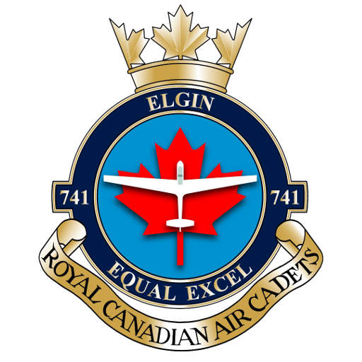 741 Elgin Royal Canadian Air Cadets site icon